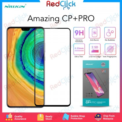 Nillkin Huawei Mate 30 CP+ Pro 9H Full Coverage Screen Tempered Glass -  Anti-Explosion