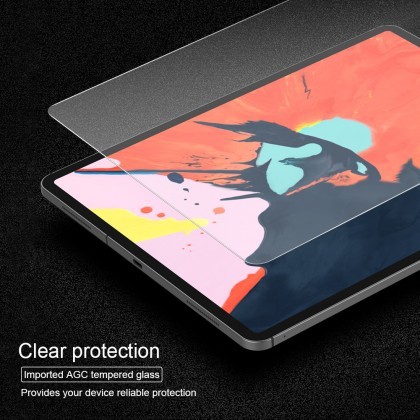 Nillkin Apple iPad Pro 12.9 2018 /2020 Amazing H+ Anti-Explosion Tempered Glass