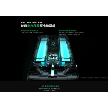 Xiaomi Black Shark 3 (8GB/128GB)(12GB/256GB) Original Xiaomi Malaysia Set + 4 Free Gift Worth RM399