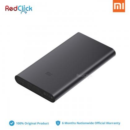 Xiaomi Mi Powerbank 2  PLM02ZM (10000mAh) (Fast Charging) Original Xiaomi Malaysia