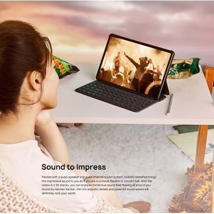 "Huawei Matepad 10.4"" /BAH3-L09 (4GB/64GB) Original Huawei Malaysia Set + 5 Free Gift Worth RM399"