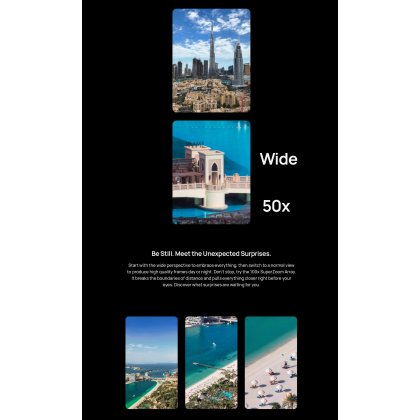 Huawei P40 Pro Plus 5G (8GB/256GB) Original Huawei Malaysia Set + 5 Free Gift Total Worth RM 919