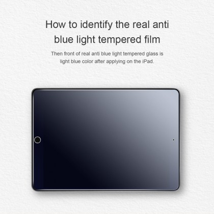 Nillkin Apple iPad 10.2 V+ Anti Blue Light Filter Eyes Care 9H Anti-Explosion Tempered Glass