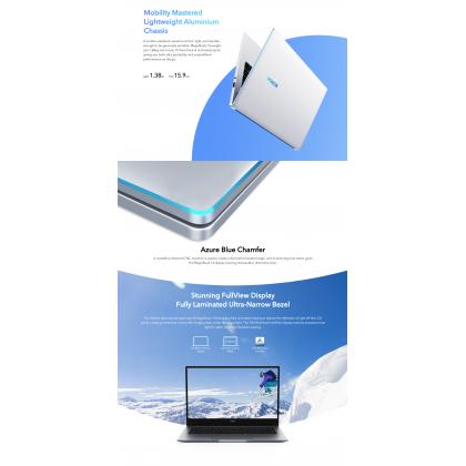 Honor MagicBook 14 Laptop 8GB/256GB SSD (NBL-WAQ9AHNR) 16GB/512GB SSD (NBL-WAQ9BHNRP) AMD Ryzen 5 3500U Radeon Vega 8 Graphics + Free Gift