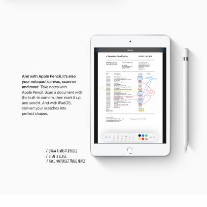 """Apple iPad 10.2"""" 2020 WiFi /WiFi + Cellular (32GB/128GB) Apple Malaysia Set + 2 Free Gift Worth RM129"""
