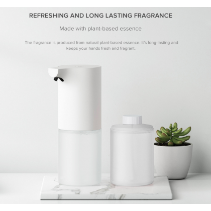 Xiaomi Mi Automatic Foaming Soap Dispenser /MJXSJ03XW Effective At Killing 99.9% Of All Germs Included One Soap