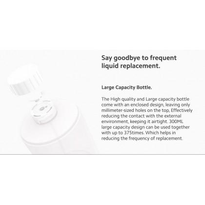 Xiaomi Mi Automatic Soap Dispenser Hand Wash Refill Pack 320ML Killing 99.9% Germs (3 Bottle)