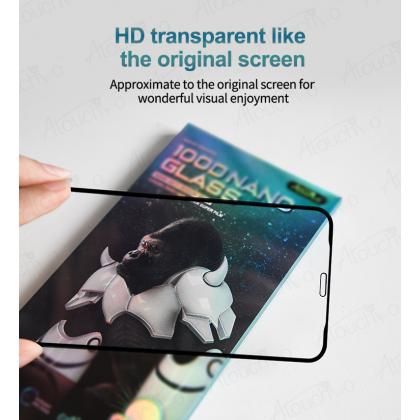 Atouchbo Samsung Galaxy A52 100D Elegant Arc Edge Nano Anti-Shock Glass Film