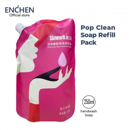 Enchen Auto Inductive Pop Soap Refill Pack 250ml