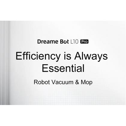 Xiaomi Dreame Bot L10 Pro Double Laser LiDAR Sensor 4k Pa Strong Suction Long Battery Life Robot Vacuum Global Version