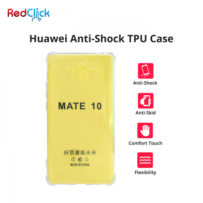 Huawei Nova 3i /Nova 4 /Y9 2019 Anti Shock Transparent Back Case